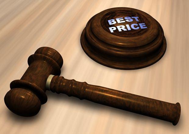 Rażąco niska cena - Prawo zamówień publicznych