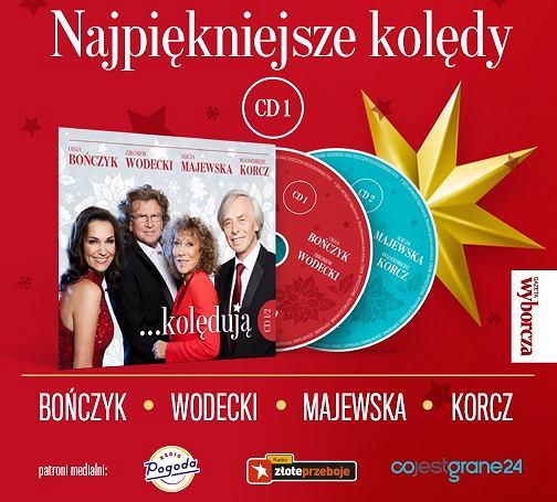 Kolędy i pastorałki - płyty CD z 'Wyborczą'