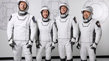 Co zjedzą astronauci ze statku SpaceX?