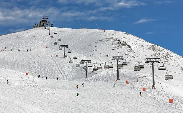 Austria narty: Mayrhofen / shutterstock