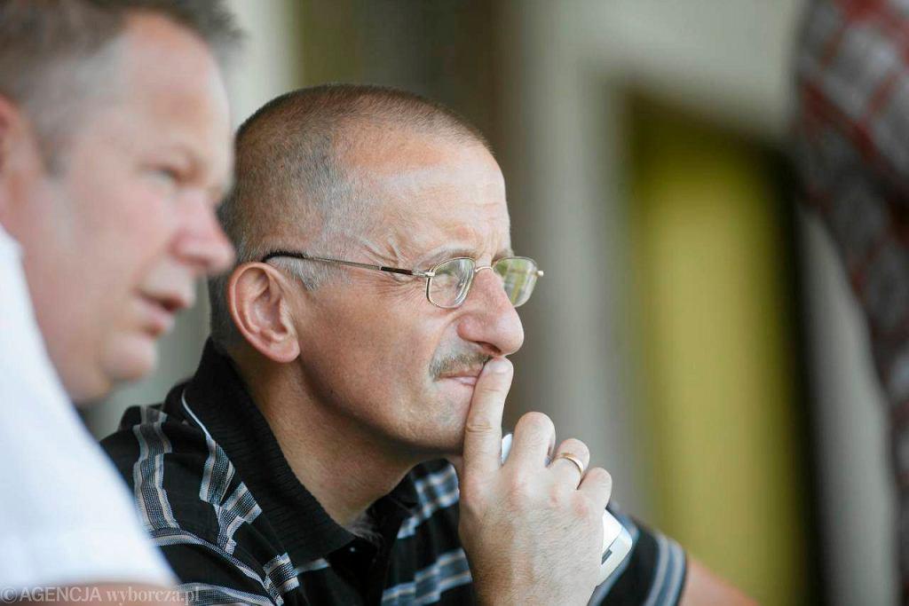 Józef Drabicki, były prezes Piasta Gliwice