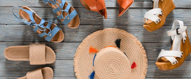 TOP 3 wygodne sandały na lato dla dojrzałych kobiet
