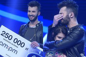 Mariusz Dyba, zwycięzca programu 'Idol'
