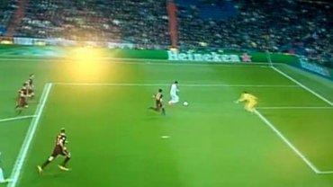 Szczęsny zatrzymuje Ronaldo