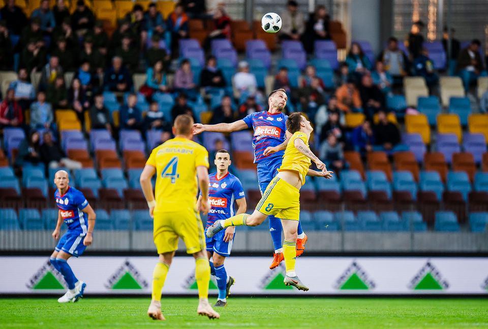 Eliminacje Ligi Mistrzow 1 Runda. Bate Borysow - Piast Gliwice