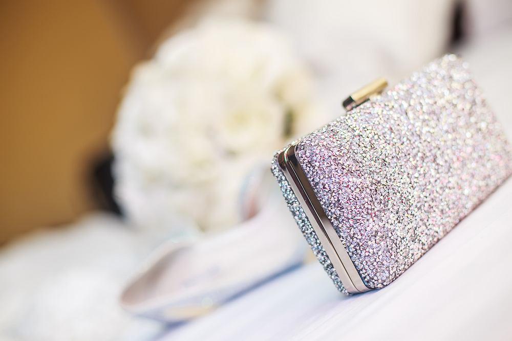 torebka dla panny młodej