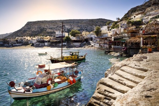 Grecja. Matala, Kreta / fot. Shutterstock