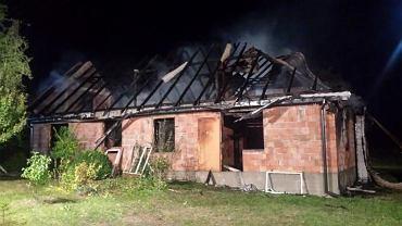 Województwo łódzkie. 12-letni chłopiec uratował przed pożarem swoją rodzinę