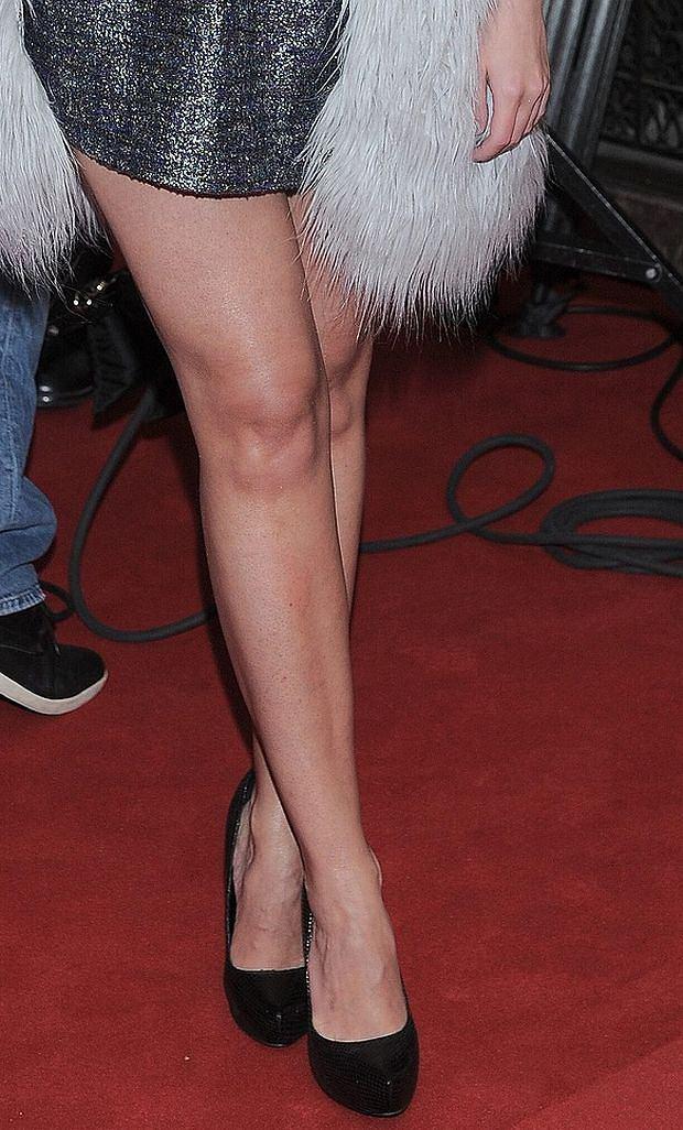 Oliwia Argenstein, nogi