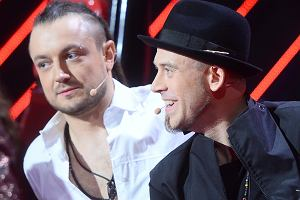 Baron  i Tomson w 'The Voice of Poland'