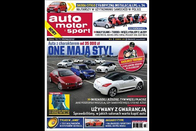 Auto Motor i Sport, czerwiec 2013