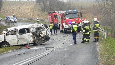 Tragiczny wypadek w Weryni