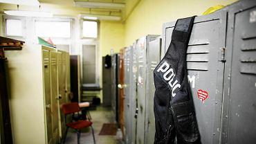 Komisariat policji przy al. Kościuszki 19