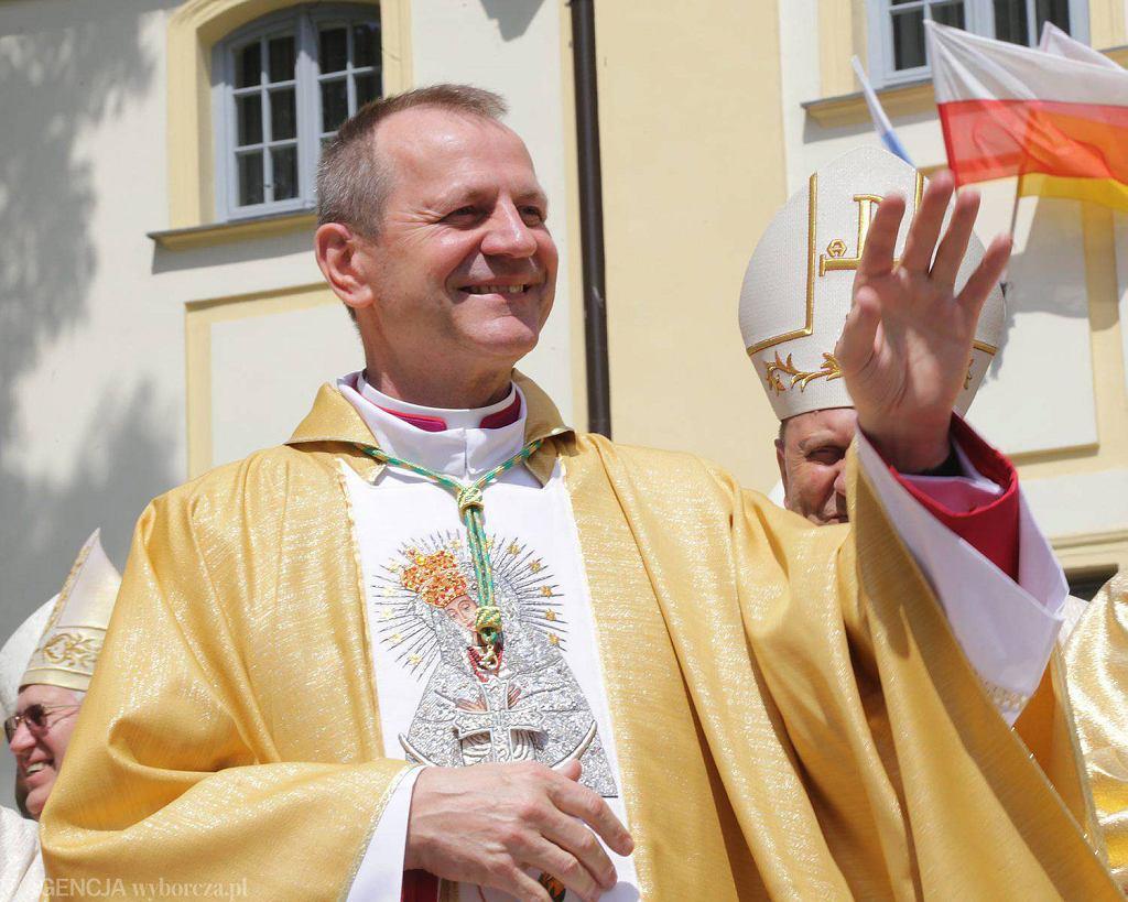 Metropolita białostocki abp Tadeusz Wojda
