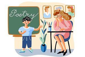 Wiersze O Przyrodzie Niemowle Dziecko Przedszkolak