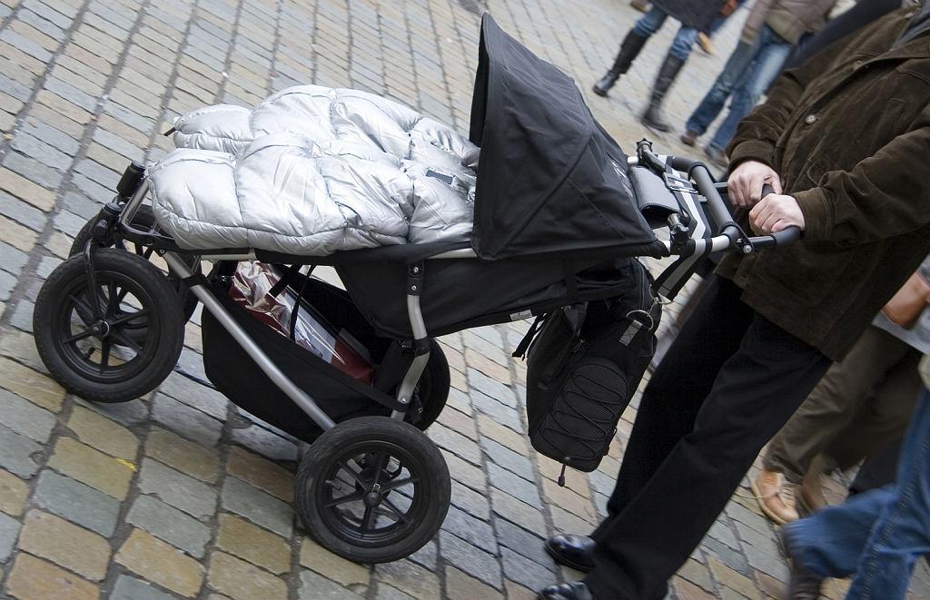 Śpiworek do wózka