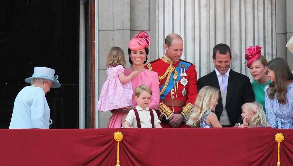Księżniczka Charlotte zaczynam w tym roku edukację w prestiżowej szkole