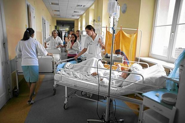 Praca pielęgniarek
