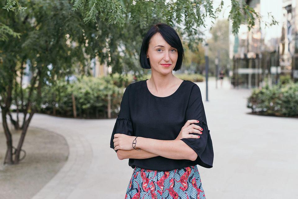 Zyta Machnicka, ekspertka rynku pracy