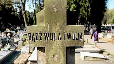 Cmentarz w Lublinie