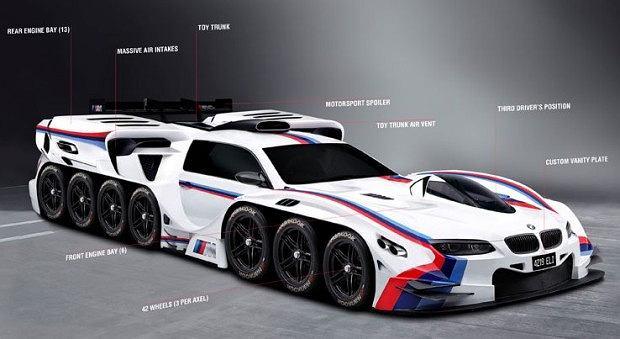 Wymarzone BMW