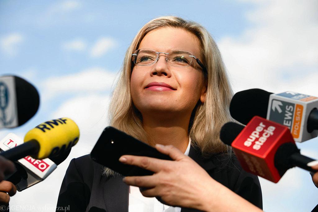 Małgorzata Wassermann podsumowuje kampanię wyborczą
