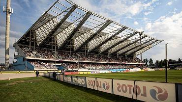 Mecz towarzyski reprezentacji Polski U-20 z Portugalią (0-1) w ramach Turnieju Ośmiu Narodów.