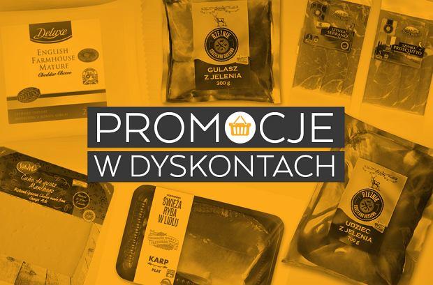 Z Polski ryby i dziczyzna, z Europy pyszne sery i wędliny - to warto kupić w dyskontach w tym tygodniu [CZĘŚĆ 11]
