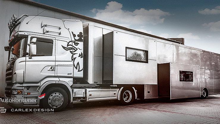 Scania Carlex Design