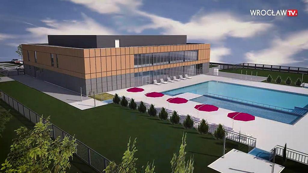 We Wrocławiu powstaje nowy aquapark