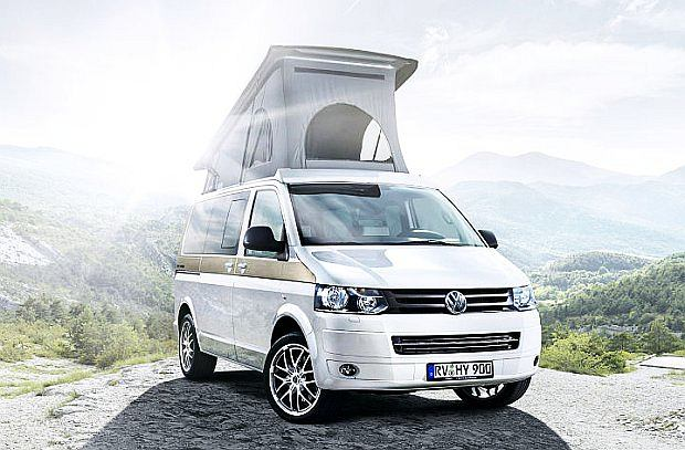 VW T5 Hymer Cape Town