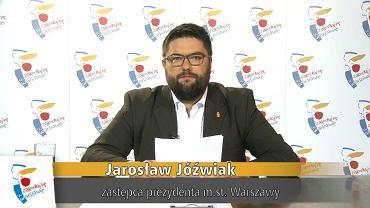 Syreny w Warszawie! Oświadczenie Urzędu m. st. Warszawy