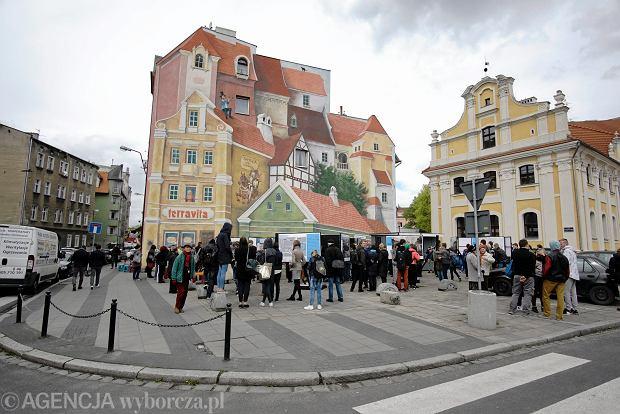 Poznań, Rynek Śródecki