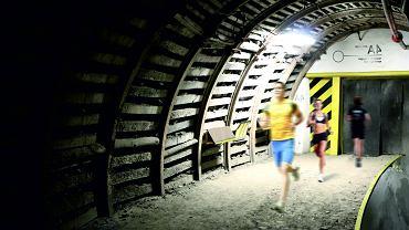 Centrum sportu w dawnej kopalni Kleofas w Katowicach