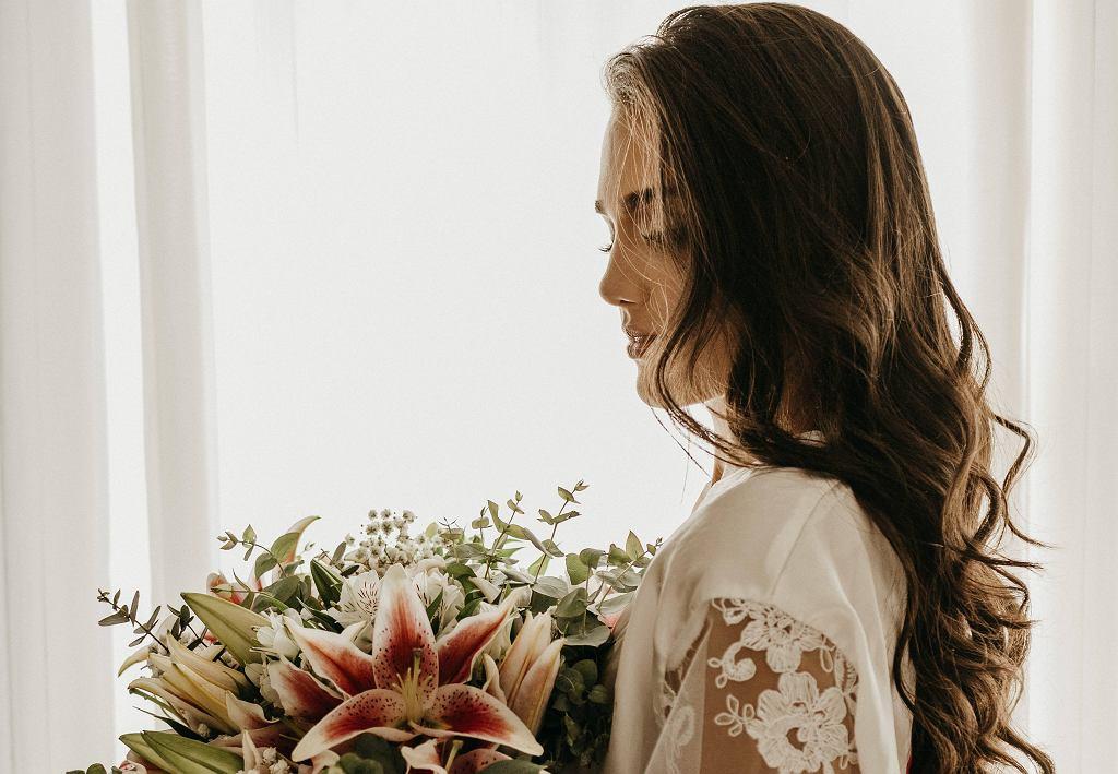 fryzury ślubne (zdj. ilustracyjne)