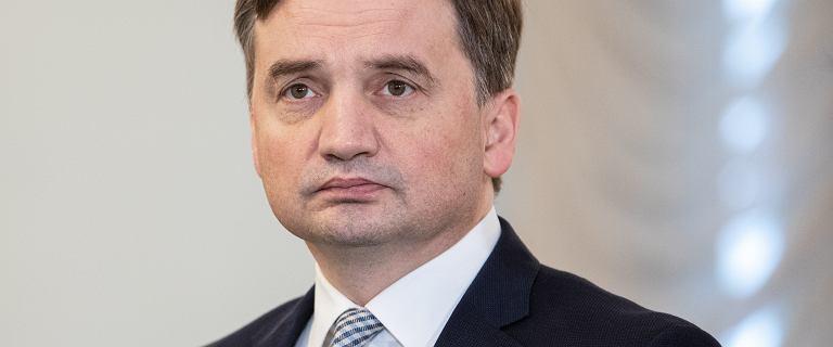 """Komentarze po konferencji Ziobry. """"Upadek Ziobry to będzie wina Tuska?"""""""