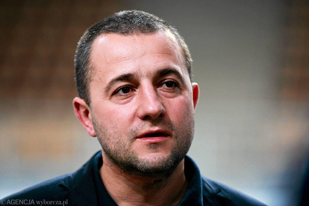 Marcin Chudzik, prezes Grot Budowlanych Łódź