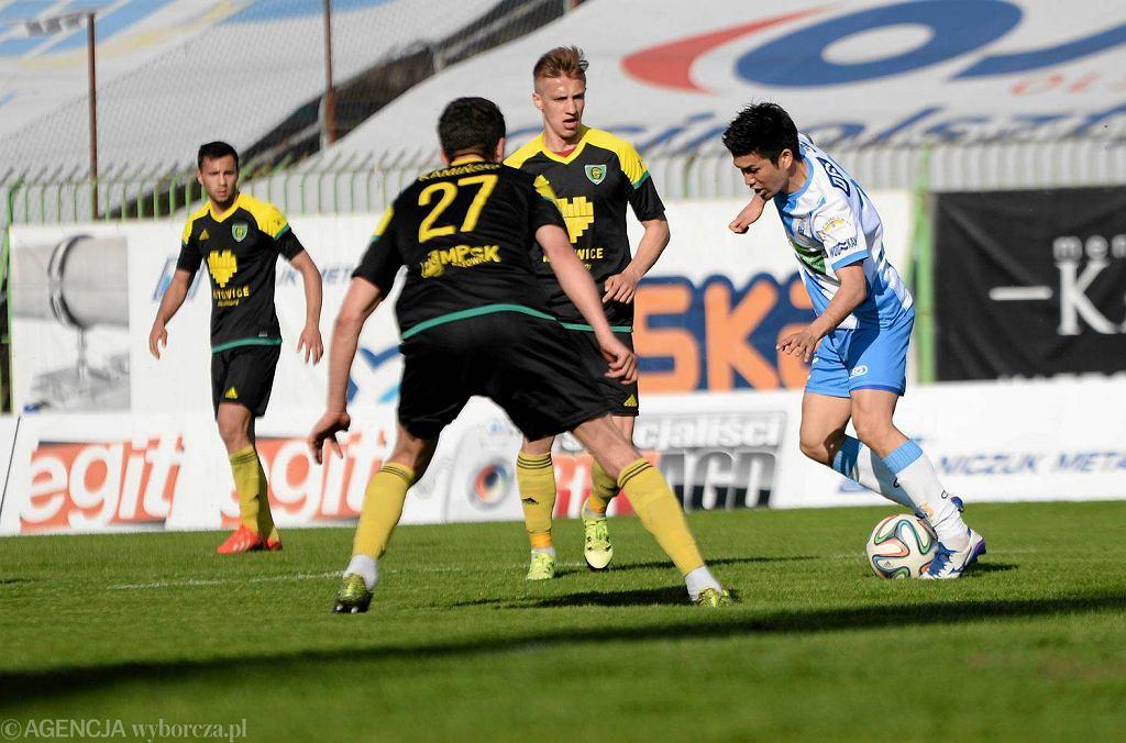Stomil Olsztyn - GKS Katowice 0:0