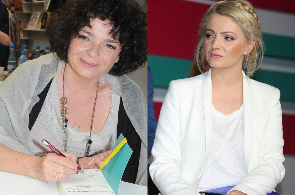 Katarzyna Grochola, Dorota Szelągowska