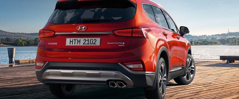 Ten model zaskakuje wszechstronnością. Hyundai Santa Fe ma nową cenę