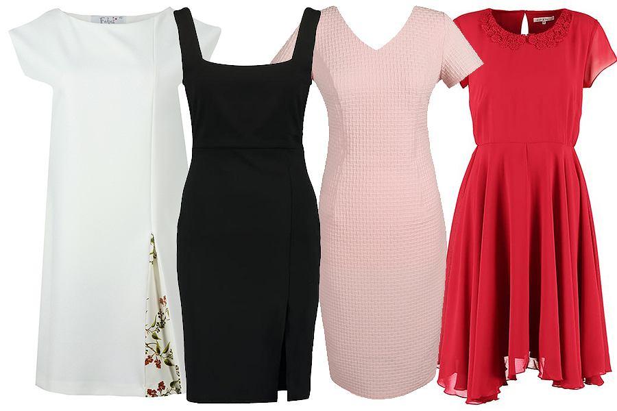 W poszukiwaniu idealnej sukienki