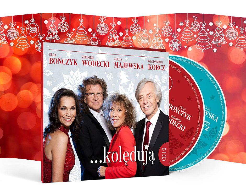 Kolędy i pastorałki_płyty CD