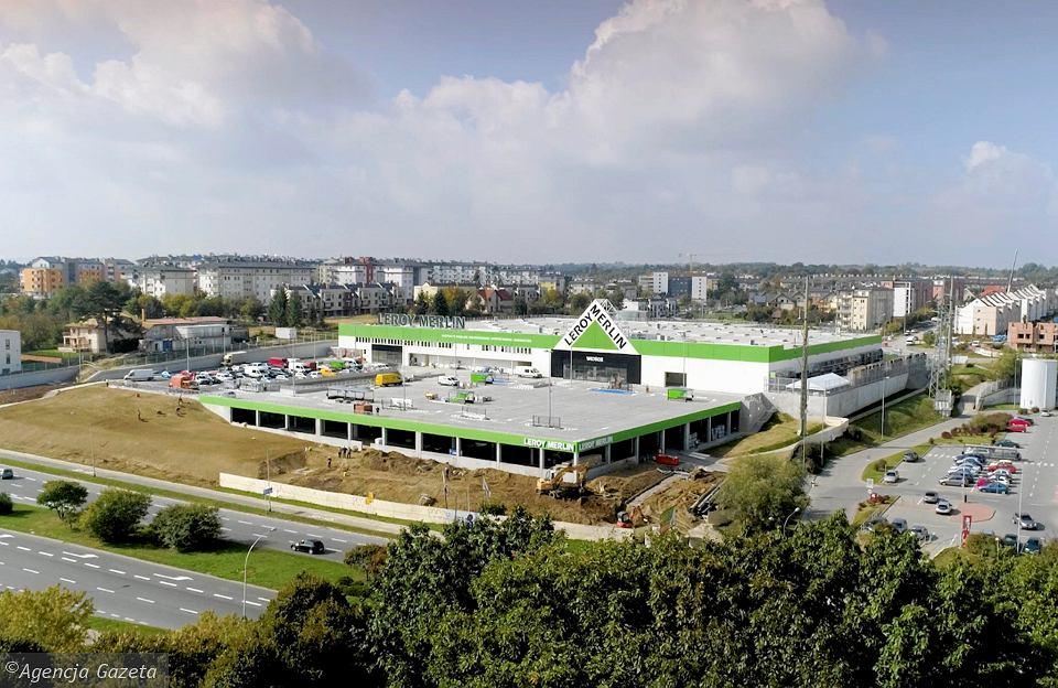 Rzeszow Otwarcie Nowego Sklepu Leroy Merlin Juz We Czwartek To Najwiekszy Market Remontowo Budowlany Na Podkarpaciu