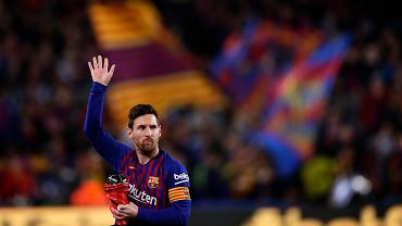 Soccer Barcelona Messi