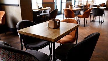 Restauracja, zdjęcie ilustracyjne.