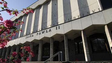 Gmach Główny Katolickiego Uniwersytetu Lubelskiego Jana Pawła II