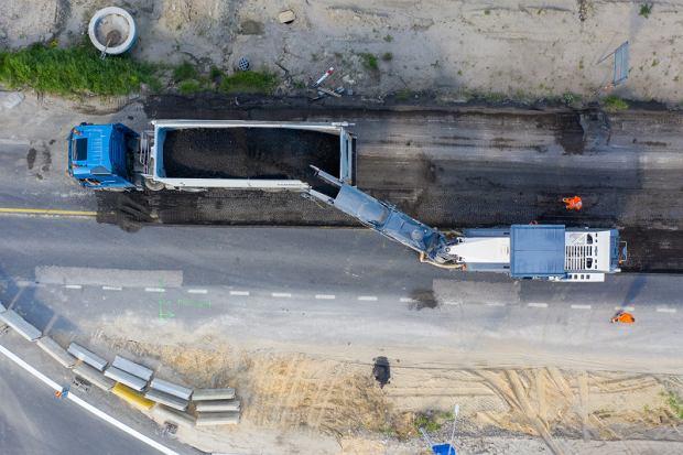 Destrukt, frezowanie nawierzchni, remont dróg