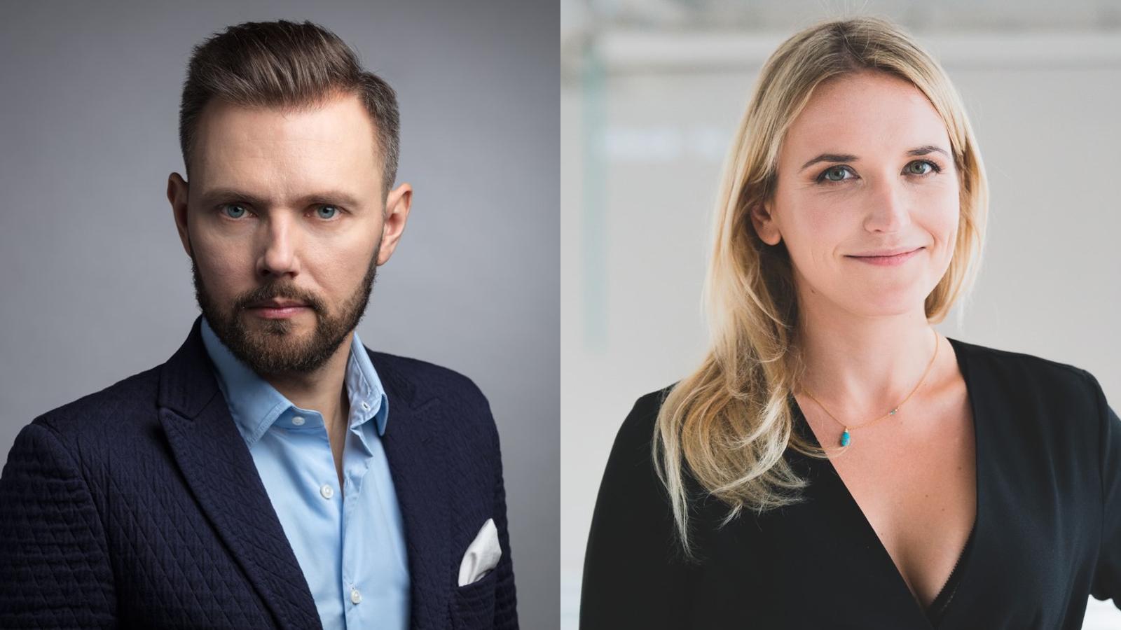Robert Kowalczyk i Agata Stola (fot: materiały prasowe)