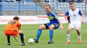 Trzecia liga: Stilon Gorzów - Bystrzyca Kąty Wrocławskie 1:1 (0:1)