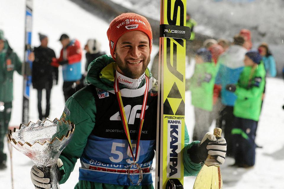 Skoki narciarskie. Mistrzostwa świata w Seefeld. Markus Eisenbichler wygrał kwalifikacje